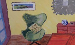 Acrylic Painting, level 2 - July 2021