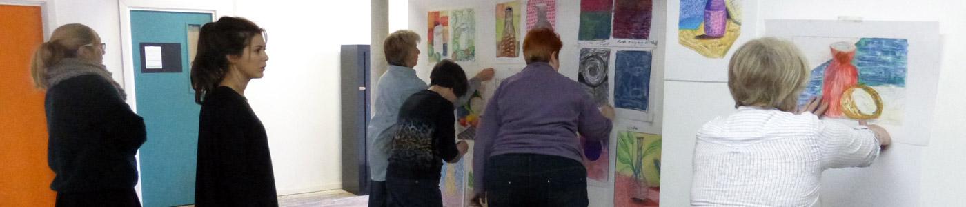 Art groups
