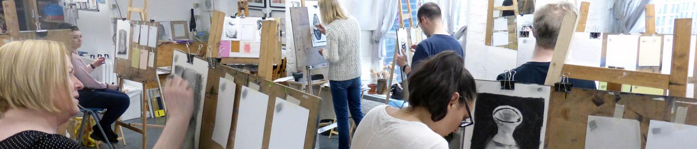 Art teacher CPD