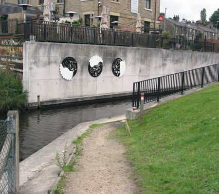 Rochdale Canal project with the Waterways Trust and Fairbridge North West