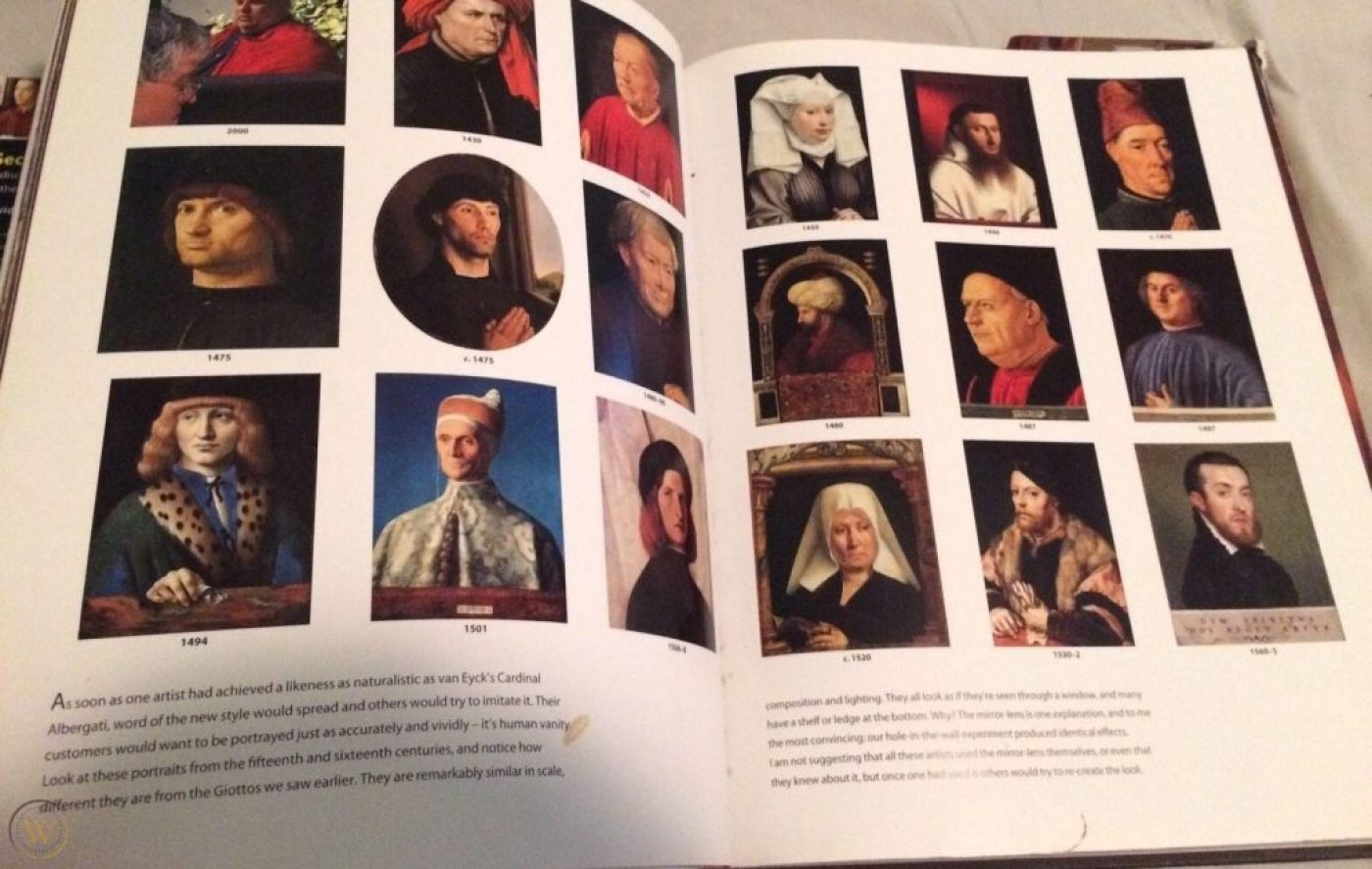 David Hockney - secret knowledge