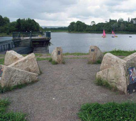 Gorton Reservoir public art