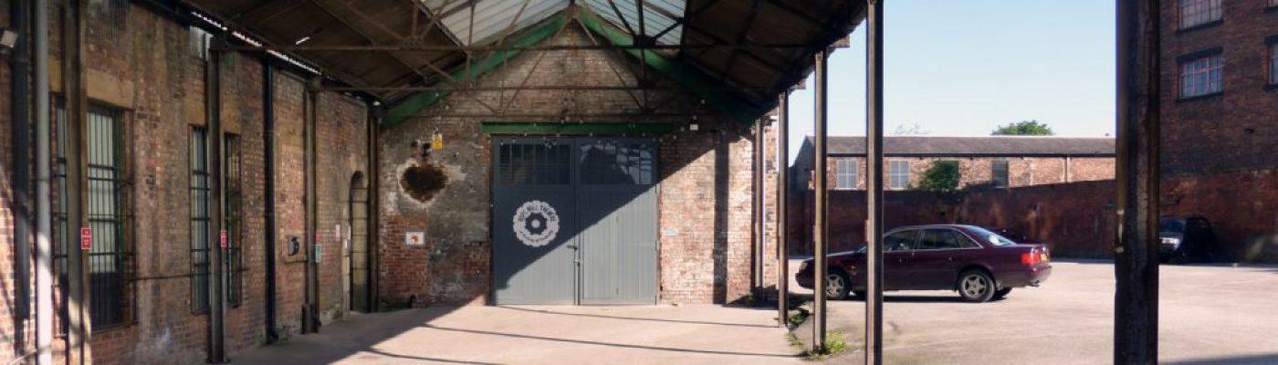 Creative Art Courses, Ancoats, Manchester - Hope Mill, Pollard Street
