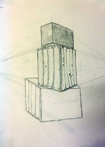 Learning 2-point perspective