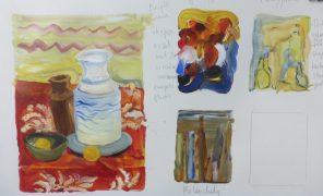 Matisse - modern master workshop - Sept 2020