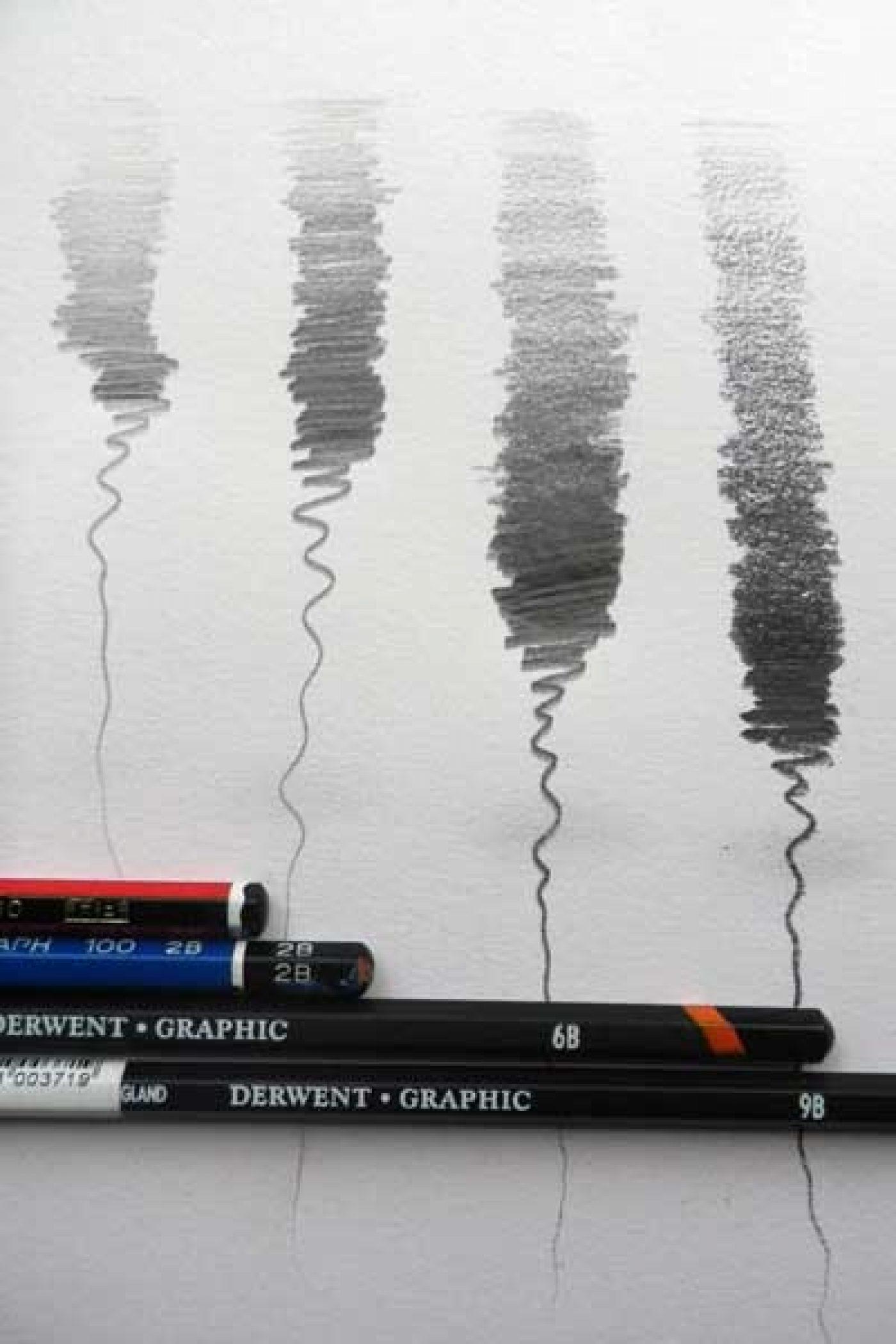Pencil-tone-gradations - Creative Art Courses