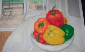 Art + Creativity Drawing skills - Summer 2021