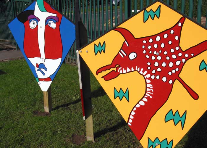 Education and Community Art Projects