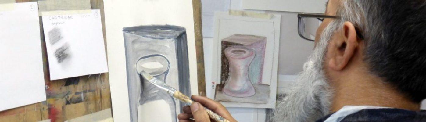 Drawing, painting, mixed-media + creativity