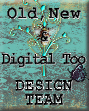 Old, New and Digital Too Challenge blog