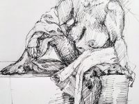 life-drawing-sitting-female-pen