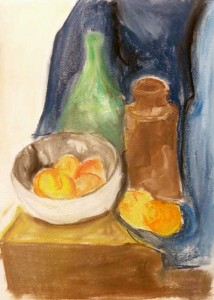 still-life composition 1