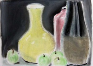 still-life composition 3
