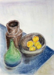 still-life composition 4